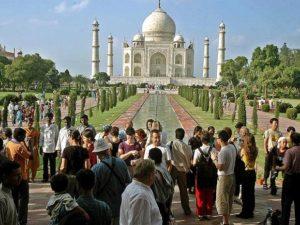 taj mahal india travel and tourism