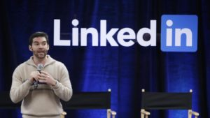LinkedIn chief executive Jeff Weiner