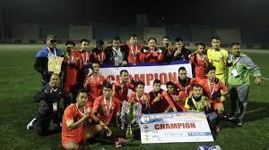 Mizoram wins Junior National Football C'ship