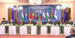 SCO's Defence Experts Working Group