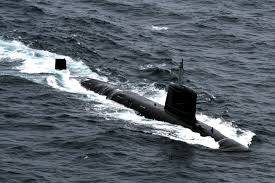 Scorpene submarine