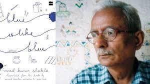 Hindi poet-novelist and Sahitya Akademi awarded Vinod Kumar Shukla