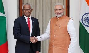 India to Maldives