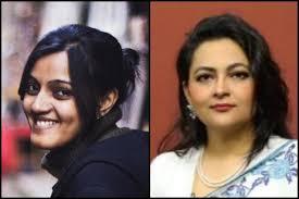 Arfa Sherwani & Rohini Mohan