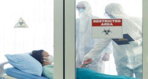 Indian Navy installs Quarantine Facility at Visakhapatnam