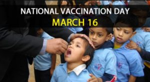 National Vaccination Day 2020