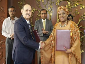 TCIL inks MoU with The Gambia for MEA's eVBAB Network Project