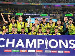 Women's T20 World Cup title
