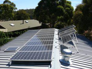 domestic solar rooftop