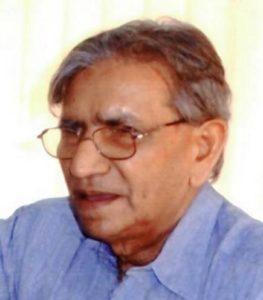 Professor Arjun Dev