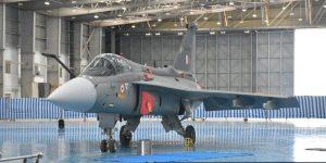 Tejas Mk-1 FOC aircraft