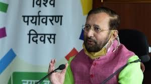 "Environment Minister Prakash Javadekar started the ""Nagar Van"" scheme"