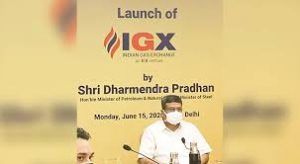 First nationwide online 'Gas Trading Platform' started by IGX