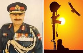 Lt General Raj Mohan Vohra