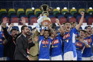 Napoli defeats Juventus on penalties to get sixth Italian Cup