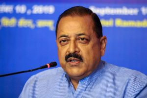Union Minister Jitendra Singh starts 'COVID BEEP' app for COVID-affected patients