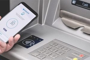 contact-free ATM cash withdrawals