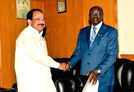 India and Zimbabwe