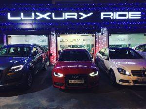Luxury Ride