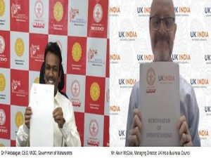 Maharashtra Government and UK India Business Council Extend MoU to Foster Sustainable Business