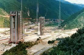 Xichang Satellite Launch Centre, China