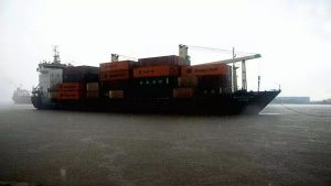 trail of Trans Shipments