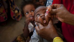 Africa free of polio