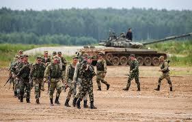 Kavkaz 2020 exercise