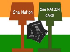 One Nation, One Ration Card