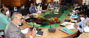 Agriculture ministry approves soil testing labs in Kashmir