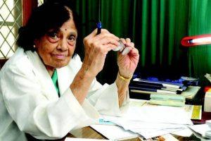 Dr. S Padmavati