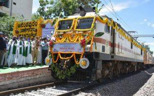 First Kisan Rail
