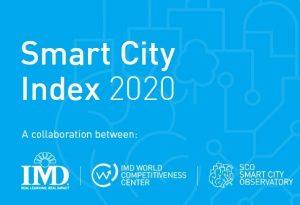 Global Smart City Index 2020