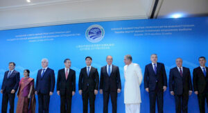 SCO Council of Foreign Ministers meeting