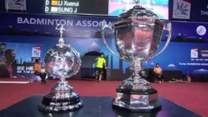 Thomas and Uber Cup Finals