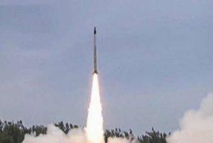 SANT missile