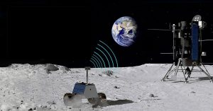 Nokia to build first-ever cellular network on the Moon