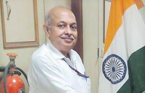 ED Director SK Mishra