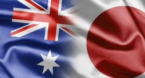 Japan and Australia